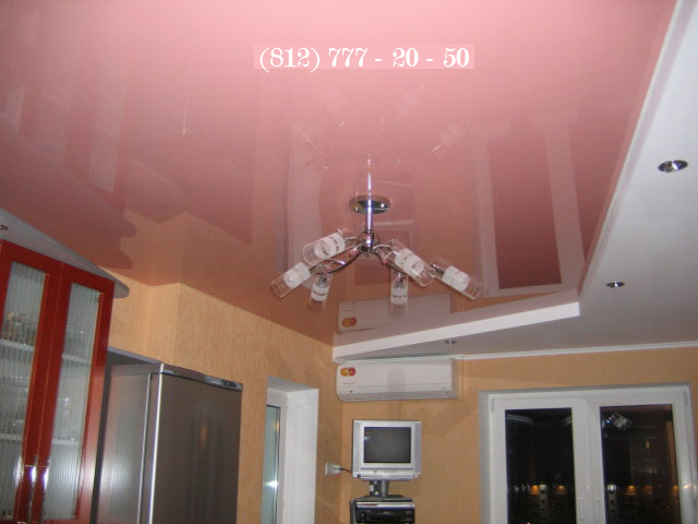 Натяжные потолки в витебске фото